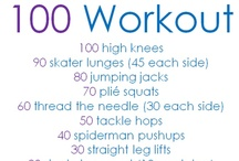 Healthy: wonderwoman workouts / Working out. Get fit, healthy and strong.
