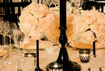 Wedding Decor / Centerpieces, Seating Charts, Place Cards, and More