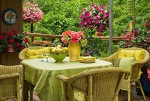 Outdoor Decor / by Jeanette Bruce