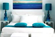 Decorating with Blue / by ForSaleByOwner.com