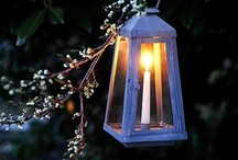 Lanterns / by Jeanette Bruce