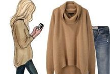 FASHION FOR fAll / Styles to say goodbye to Summer / by J. Parker