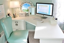 Home Office/Studio / by Jeanette Bruce