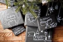 GIFTING / Ideas for presents / by J. Parker