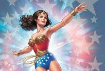 Wonder Woman / The theme song from the TV show is stuck in your head, right?  / by TallulahBelle