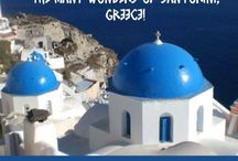 Grecian Splendor / Greece! The Greek Isles, Athens and more! If you are planning to travel to Greece this board is for you!