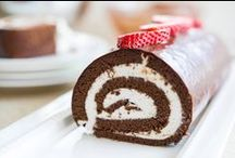 Cake Recipes / Cake recipes including tall layer cakes, cupcakes, bundt cakes, rolled cakes, with assorted fillings and frostings. Easy cakes and more fancy, impressive cakes. Lots of great baking ideas for entertaining and birthdays!