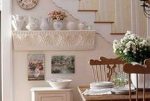 Whole Living: decorating dining rooms / Home decorating and style. Love your home.