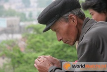North Korea-Praying Through Pictures / Take a few minutes to scroll through the pictures. Say a prayer for the people, country, government, etc. as you look through the pictures. www.worldwatchlist.us
