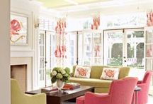 Living: in the living room of course / Inviting rooms that you'll want to hang out in all day