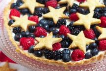 Sweets and Dessert Recipes / Sweet treats and dessert recipes and ideas. Cakes, tarts, cookies, brownies, quick and easy desserts, mousses, all things sugary sweet for baking and eating!
