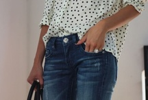 Denim Style / by Jeanette Bruce
