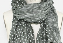 Scarf Style / by Jeanette Bruce