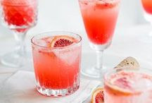 Drink Recipes - Nonalcoholic and Alcoholic / Drinks of all kinds, fruity, creamy, refreshing, light and spritz drinks, warm and creamy drinks like hot chocolate or coffee, both nonalcoholic and alcoholic, lots of drink recipes and beverage ideas!