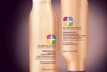 Precious Oil: Pureology / by Victoria's 5th Avenue Salon