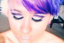 Perfectly Purple / Purple Hair  / by Victoria's 5th Avenue Salon