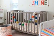 Adorable Nurseries and Kids' Rooms / Sweet decor ideas for the littlest family members