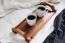 hot cups of bliss. / coffee & tea love.
