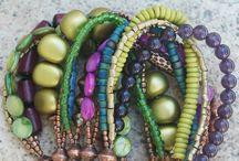 Bracelets / Jewelery / by Sandi Roy