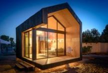 Tiny Houses / The latest housing trend shows that sometimes great things come in small packages.