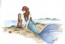 Mermaids / by Rebecca Fyfe