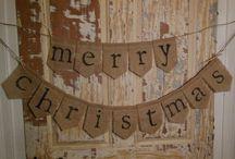 Christmas / by Tara MiSioux