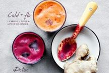 SMOOTHIE // SHAKE / Smoothies and Shakes to start the day.