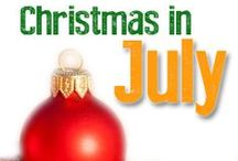 Christmas in July / Trees for Troops is celebrating Christmas in July! Help us raise $2,000 so more military families can receive the gift of a free Christmas tree this holiday season.