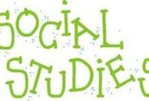 Social Studies/History / by Paula Tramonte