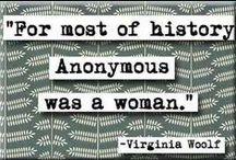 I'm a woman Phenomenally / WMN ideas!