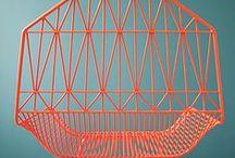 GEOMETRIC / Geometric interior inspiration.