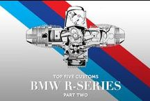 BMW Air Head dreams / boxer based custom designs