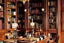 Where the Books Are / Libraries, Bookshops, Bookshelves...