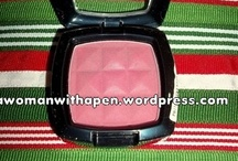NYX Powder Blush : Desert Rose - A Review