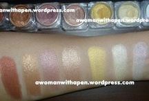 Faces Sparkle Dust Stackable : Sunbeam - A Review