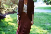 My style / Clothes / by Sarah Errthum