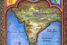 beautiful, mystical India / where my heart is...forever / by Narada Priya