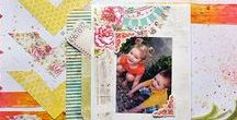 Scrapbooking / Scrapbooking ideas, pages and tips for creating an amazing memory album.