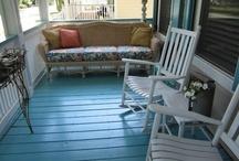 Peaceful Porches