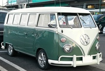 I Love Volkswagen Vans / This one is for my husband and for my kids who love our 1965 VW van!
