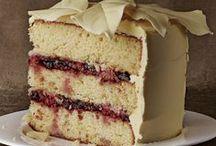 Cakes & Scones / Cakes & Scones featuring macadamias