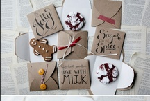 Gifts & Packaging (wrapping, boxes, bows, etc.) / by Jennifer Marsh