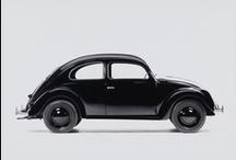 VW / VW, Volkswagen, Beetle, Fusca, Kombi / by Marcio Filho