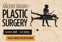 Plastic Surgery & Medical Infographics