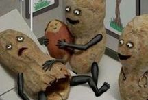 Funnyisms... / Tahehehahahehuh.  Tickles my funny bone! / by Loretta Lindsey