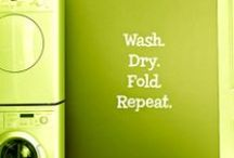 Wash. Dry. Fold. Repeat