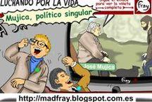 Mis viñetas de 2014 / Mis viñetas de humor publicadas en : http://madfray.blogspot.com.es/