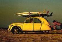Surf Cars / by Marcio Filho