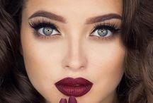 Glam Tips & Beauty Ideas / Beautiful Face looks