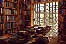 We wnętrzach bibliotek i biblioteczek